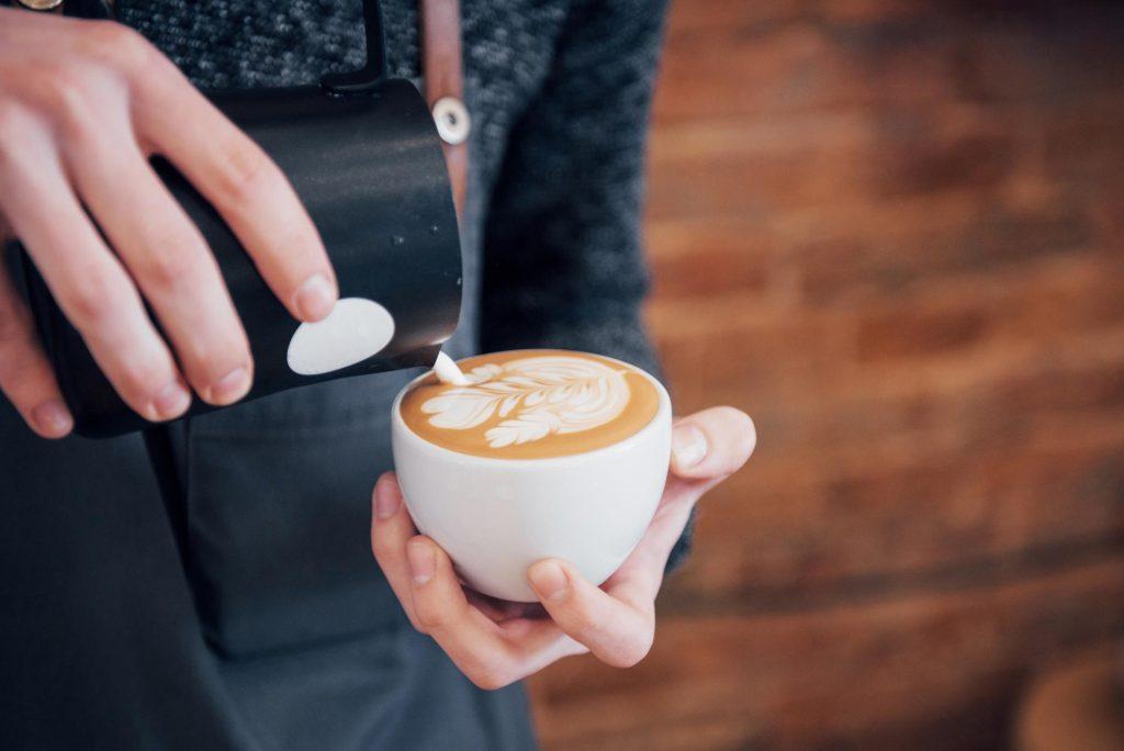 How to Make Beautiful Art Latte