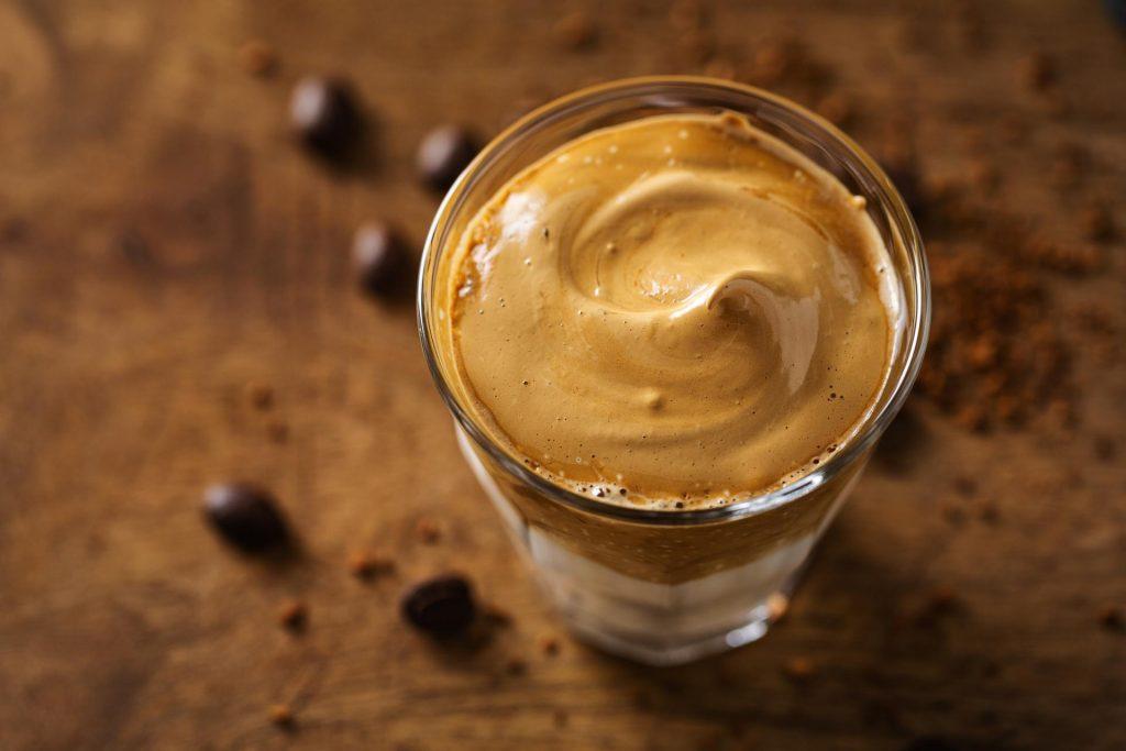 The Best Dalgona Coffee Recipe